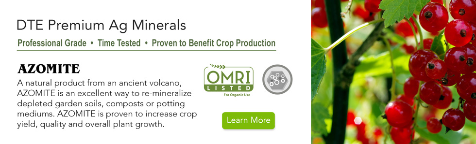 Wholesale Azomite - OMRI Listed Fertilizers and natural AG Minerals supplier