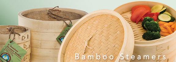 Down To Earth Distributors Inc., Bamboo Steamers and Thousands of other Practical Products for the Home, Kitchen and Garden