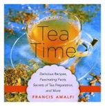 Wholesale Books, Wellness Books, Tea Time by Francis Amalfi