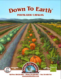 Free Down To Earth Fertilizer Guide 2018