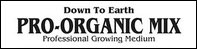 Down To Earth Pro-Organic Fertilizer for Sustainable Agriculture and Organic Gardening