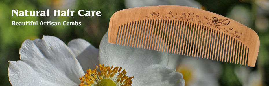 Natural Hair Care, Wholesale Decorated Wooden Combs Make Great Gifts!