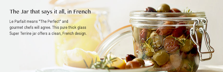 Wholesale Canning Supply and Le Parfait Jars USA